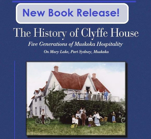 The history of Clyffe House Book